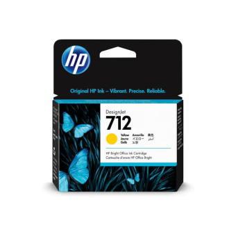 Originálna cartridge HP č. 712 (3ED69A) (Žltá)