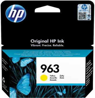 Originálná cartridge HP č. 963 (3JA25A) (Žltá)