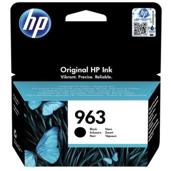 Originálná cartridge HP č. 963 (3JA26A) (Čierna)