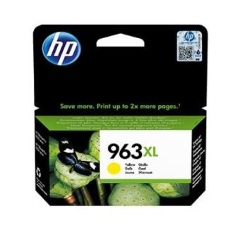Originálna cartridge HP č. 963XL (3JA29A) (Žltá)