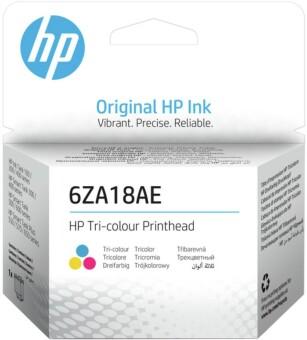 Originálna tlačová hlava HP 6ZA18AE (Farebná)