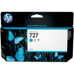Cartridge do tiskárny Originálna cartridge HP č. 727 (B3P19A) (Azúrová)
