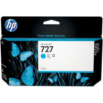Originálna cartridge HP č. 727 (B3P19A) (Azúrová)