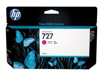 Originálna cartridge HP č. 727 (B3P20A) (Purpurová)
