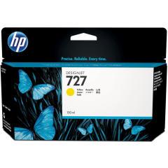 Cartridge do tiskárny Originálna cartridge HP č. 727 (B3P21A) (Žltá)