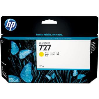 Originálna cartridge HP č. 727 (B3P21A) (Žltá)