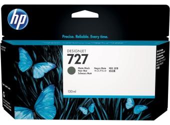Originálna cartridge HP č. 727 (B3P22A) (Matne čierna)