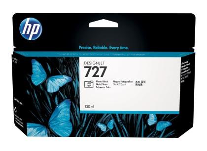 Originálna cartridge HP č. 727 (B3P23A) (Foto čierna)
