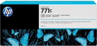 Originálna cartridge HP č. 771C (B6Y13A) (Foto čierna)