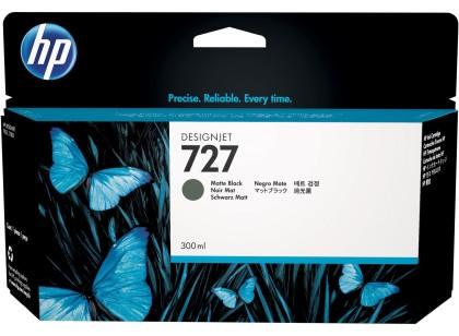 Originálna cartridge HP č. 727 (C1Q12A) (Matne čierna)
