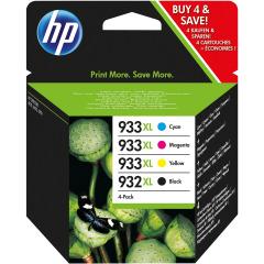 Sada originálných cartridge HP č. 932 XL a 933 XL (C2P42AE)