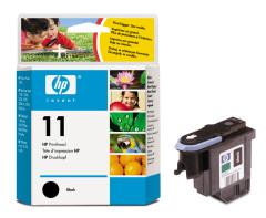 Cartridge do tiskárny Originálna tlačová hlava HP č. 11 (C4810A) (Čierna)