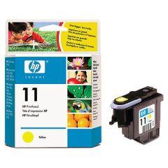 Cartridge do tiskárny Originálna tlačová hlava HP č. 11 (C4813A) (Žltá)