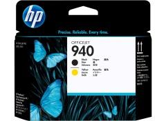 Cartridge do tiskárny Originálna tlačová hlava HP č. 940 (C4900A) (Čierna, žltá)