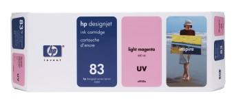 Originálna cartridge HP č. 83 (C4945A) (Svetlá purpurová)