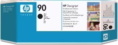 Cartridge do tiskárny Originálna tlačová hlava HP č. 90 (C5054A) (Čierna)