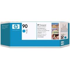 Cartridge do tiskárny Originálna tlačová hlava HP č. 90 (C5055A) (Azúrová)