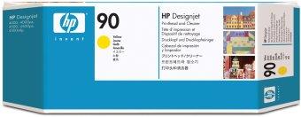 Originálna tlačová hlava HP č. 90 (C5057A) (Žltá)