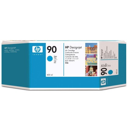 Originálna cartridge HP č. 90 (C5061A) (Azúrová)
