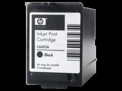 Cartridge do tiskárny Originálna cartridge HP C6602A (čierna)