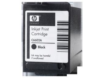 Originálna cartridge HP C6602A (čierna)