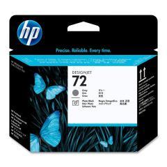 Cartridge do tiskárny Originálna tlačová hlava HP č. 72 (C9380A) (Sivá, foto čierna)