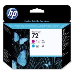 Cartridge do tiskárny Originálna tlačová hlava HP č. 72 (C9383A) (Azúrová, purpurová)
