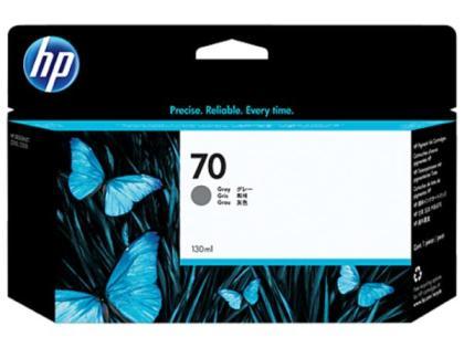 Originálna cartridge HP č. 70 (C9450A) (Sivá)