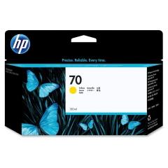 Cartridge do tiskárny Originálna cartridge HP č. 70 (C9454A) (Žltá)