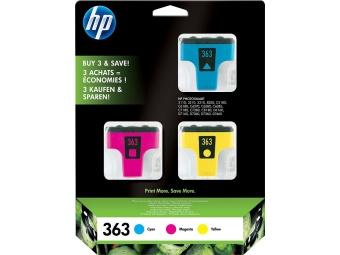 Sada originálných cartridge HP č. 363 (CB333EE)
