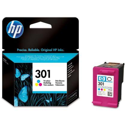 Originálna cartridge HP č. 301 C (CH562EE) (Farebná)