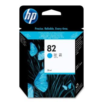 Originálna cartridge HP č. 82 (CH566A) (Azúrová)