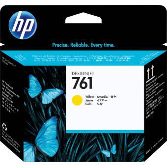 Originálna tlačová hlava HP č. 761 (CH645A) (Žltá)