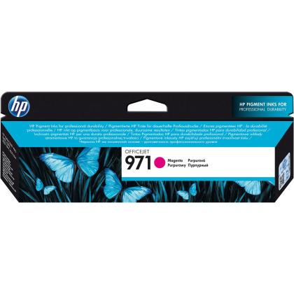 Originálna cartridge HP č. 971M (CN623AE) (Purpurová)