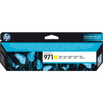 Originálna cartridge HP č. 971Y (CN624AE) (Žltá)