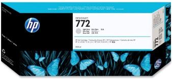 Originálna cartridge HP č. 772 (CN634A) (Svetlo šedá)
