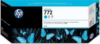 Originálna cartridge HP č. 772 (CN636A) (Azúrová)