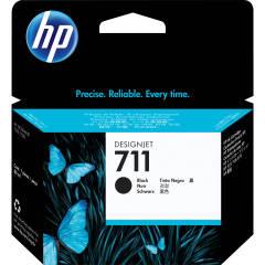 Cartridge do tiskárny Originálna cartridge HP č. 711 (CZ133A) (Čierna)