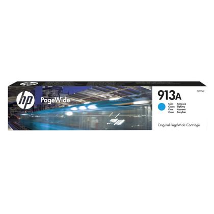 Originálna cartridge HP č. 913A (F6T77AE) (Azúrová)