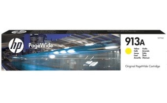 Originálna cartridge HP č. 913A (F6T79AE) (Žltá)