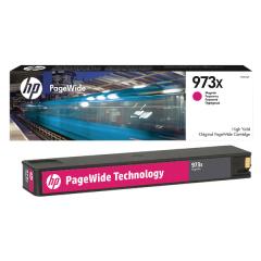 Cartridge do tiskárny Originálna cartridge HP č. 973X (F6T82AE) (Purpurová)