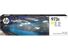 Cartridge do tiskárny Originálna cartridge HP č. 973X (F6T83AE) (Žltá)
