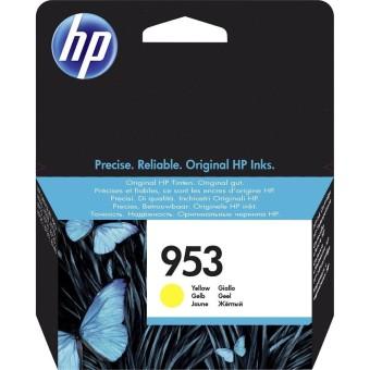Originálna cartridge HP č. 953 (F6U14AE) (Žltá)