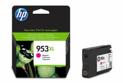 Cartridge do tiskárny Originálna cartridge HP č. 953XL (F6U17AE) (Purpurová)