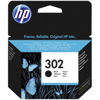 Originálna cartridge HP 302 (F6U66A) (Čierná)