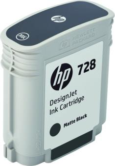 Originálna cartridge HP č. 728 (F9J64A) (Matne čierna)