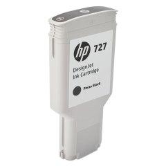 Cartridge do tiskárny Originálna cartridge HP č. 727 (F9J79A) (Foto čierna)