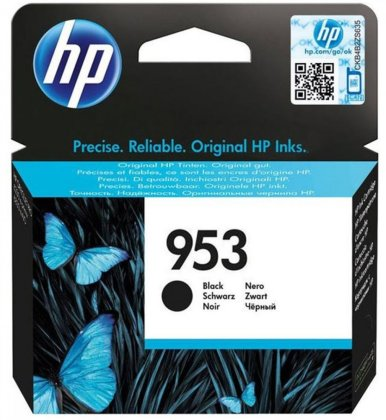 Originálna cartridge HP č. 953 (L0S58AE) (Čierná)