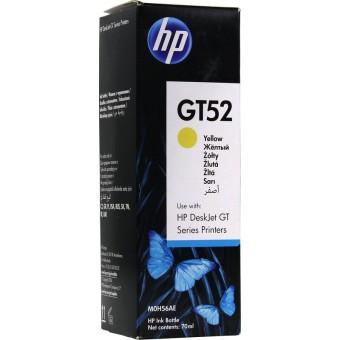 Originálna fľaša HP č. GT52 (M0H56AE) (Žltá)