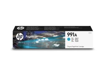 Originálná cartridge HP č. 991A (M0J74AE) (Azúrová)